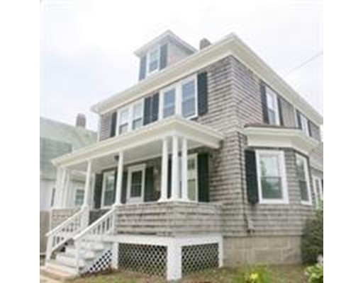 Single Family Home for Sale at 55 Rounds Street New Bedford, Massachusetts 02740 United States