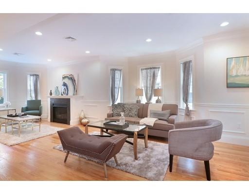 Single Family Home for Sale at 2 Hollis Park Cambridge, Massachusetts 02140 United States