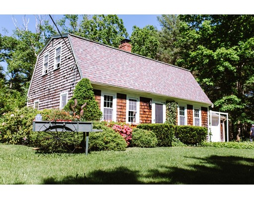 Single Family Home for Sale at 119 Upland Road Plympton, Massachusetts 02367 United States
