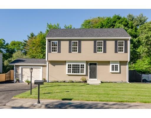 Single Family Home for Sale at 34 Reeds Lane Holbrook, Massachusetts 02343 United States