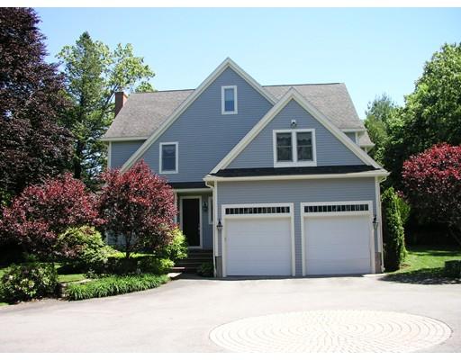 Condominium for Sale at 27 Summer Street Lexington, Massachusetts 02420 United States