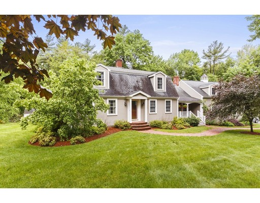 Casa Unifamiliar por un Venta en 103 Pinnacle Road Harvard, Massachusetts 01451 Estados Unidos