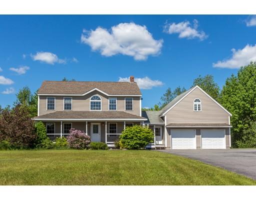 واحد منزل الأسرة للـ Sale في 115 Hosley Road Gardner, Massachusetts 01440 United States