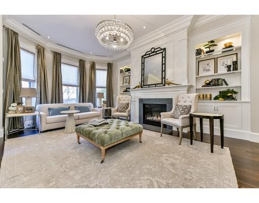 Additional photo for property listing at 4 Marlborough  波士顿, 马萨诸塞州 02116 美国