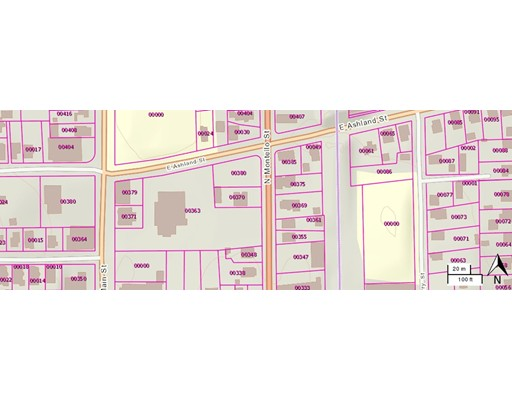 商用 為 出售 在 370 N Montello Street Brockton, 麻塞諸塞州 02301 美國