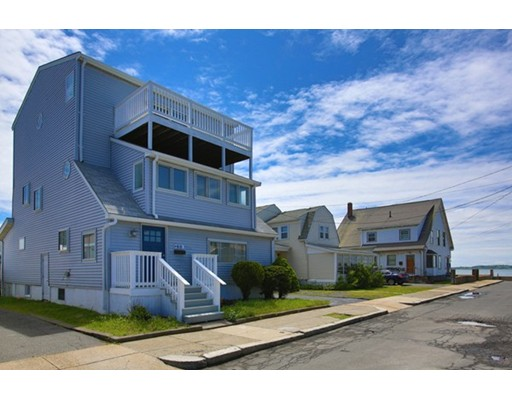 Single Family Home for Sale at 60 Pebble Avenue Winthrop, Massachusetts 02152 United States