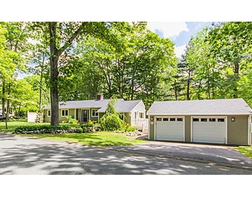 Single Family Home for Sale at 311 Colonel Hunt Drive Abington, Massachusetts 02351 United States