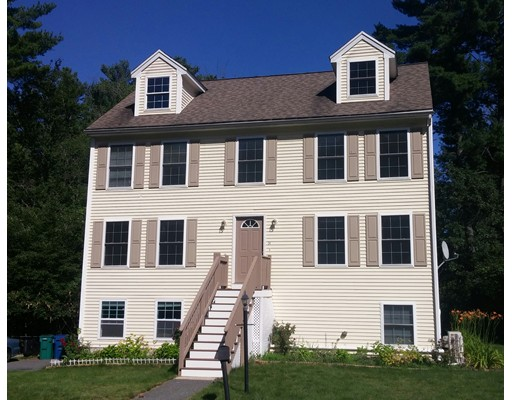Single Family Home for Rent at 24 Nile Street Billerica, Massachusetts 01821 United States