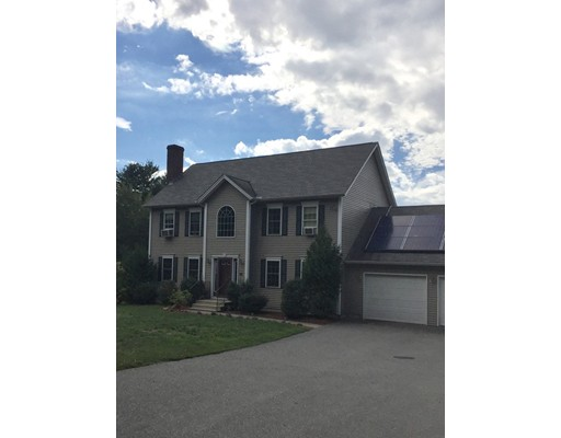 Single Family Home for Sale at 90 Benjamin Road Shirley, Massachusetts 01464 United States