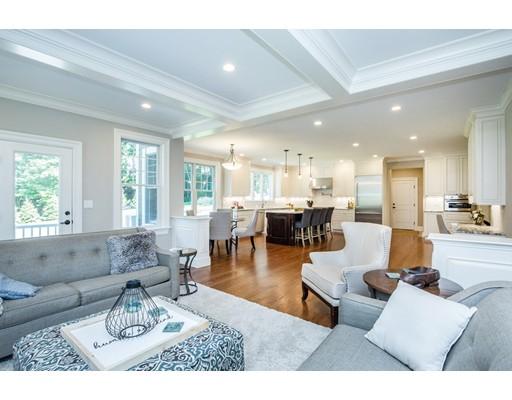 Single Family Home for Sale at 47 Goddard Street Newton, Massachusetts 02461 United States