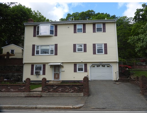 Casa Unifamiliar por un Venta en 116 Washington Street Melrose, Massachusetts 02176 Estados Unidos