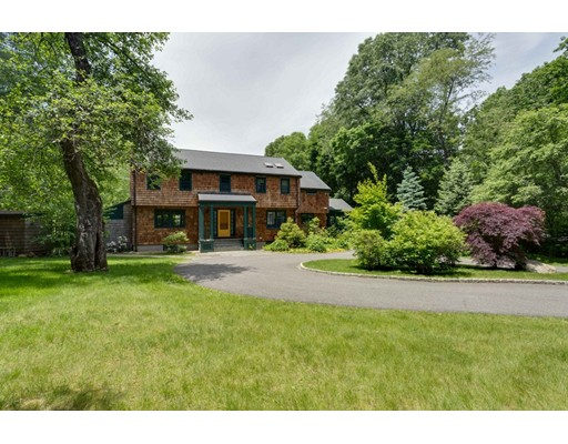 Single Family Home for Sale at 113 Tower Road Lincoln, Massachusetts 01773 United States