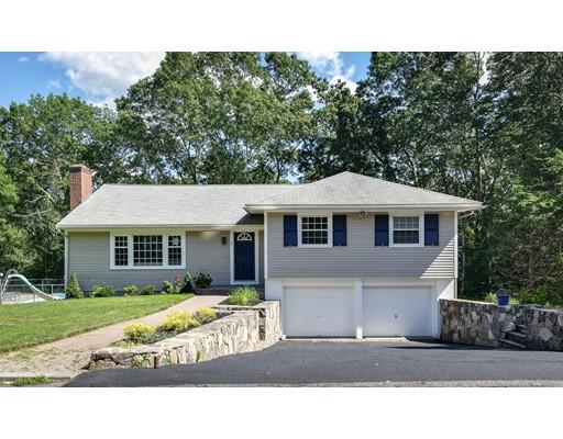 Частный односемейный дом для того Продажа на 1 Riverview Avenue Maynard, Массачусетс 01754 Соединенные Штаты