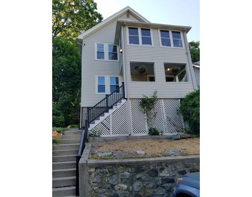 Casa Unifamiliar por un Alquiler en 48 Alpine Street Arlington, Massachusetts 02474 Estados Unidos