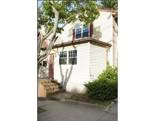 Single Family Home for Rent at 105 Moreland Somerville, Massachusetts 02145 United States