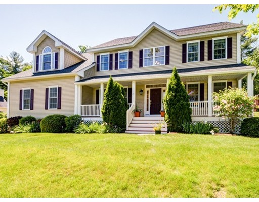 Single Family Home for Sale at 19 Squirrel Hill Road Acton, Massachusetts 01720 United States