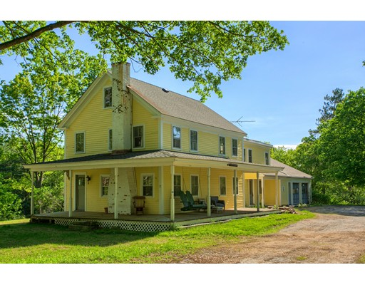 Casa Unifamiliar por un Venta en 830 Piper Road Ashby, Massachusetts 01431 Estados Unidos
