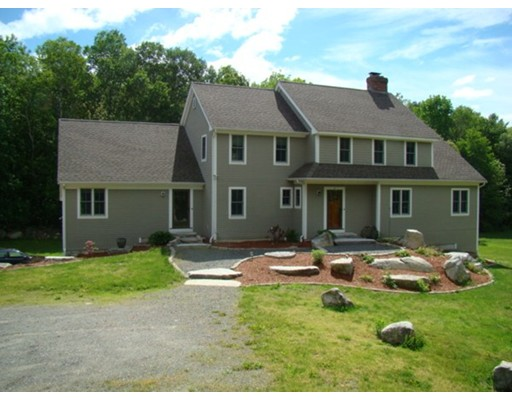 Single Family Home for Rent at 5 Reservoir Street Boylston, Massachusetts 01505 United States