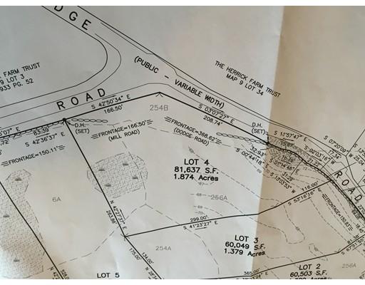土地 为 销售 在 4 Dodge Road Rowley, 01969 美国