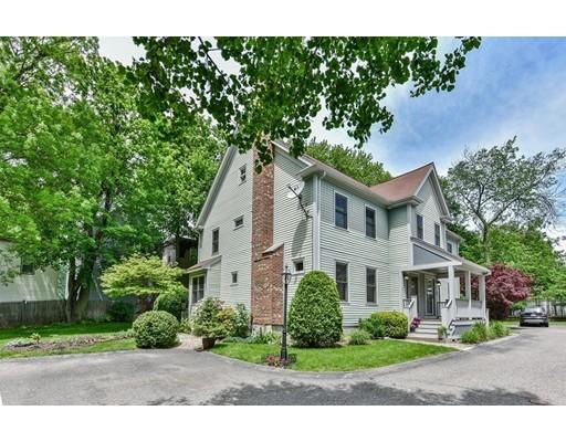 Single Family Home for Sale at 19 Mill Street Boston, Massachusetts 02122 United States