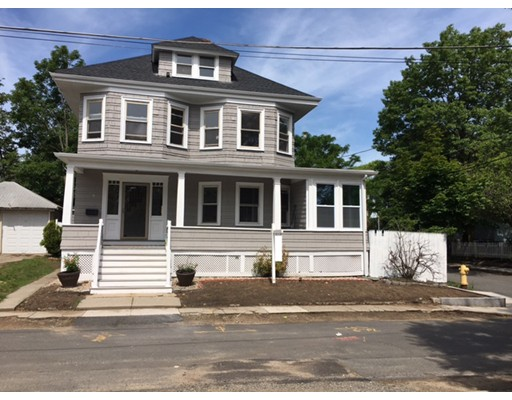 Single Family Home for Sale at 3 Oakland Park Medford, 02155 United States