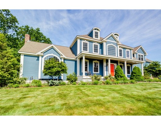 Single Family Home for Sale at 31 Autumn Ridge Berlin, Massachusetts 01503 United States