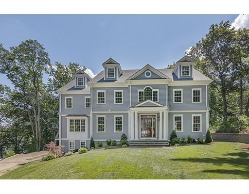 Maison unifamiliale pour l Vente à 19 Colony Road Lexington, Massachusetts 02420 États-Unis