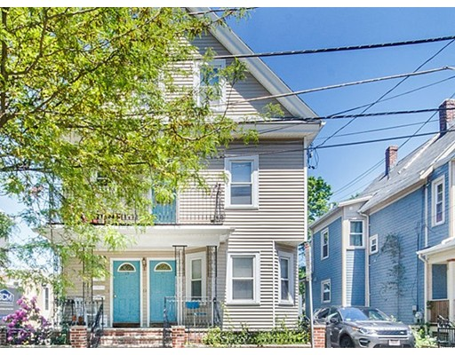 独户住宅 为 出租 在 21 Madison Street Somerville, 马萨诸塞州 02143 美国
