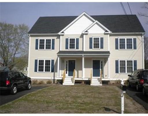独户住宅 为 出租 在 92 Hazel Street Attleboro, 02703 美国