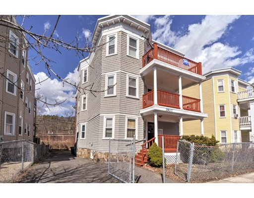 Multi-Family Home for Sale at 3907 Washington Street Boston, Massachusetts 02131 United States
