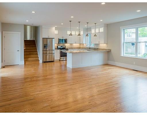 Single Family Home for Rent at 134 Parsons Boston, Massachusetts 02135 United States