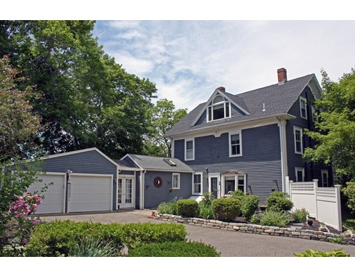 Single Family Home for Sale at 176 County Road Ipswich, Massachusetts 01938 United States