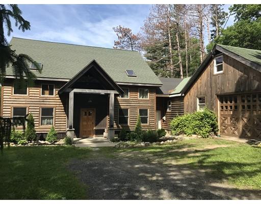 واحد منزل الأسرة للـ Sale في 305 Crest Lane Granville, Massachusetts 01034 United States