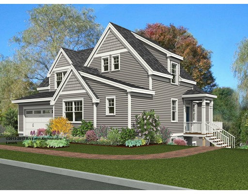 Single Family Home for Sale at 5 Black Horse Place Concord, Massachusetts 01742 United States