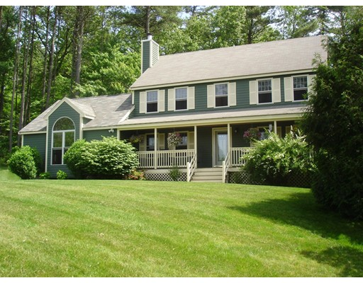 Single Family Home for Sale at 15 Calvin Street Ayer, Massachusetts 01432 United States
