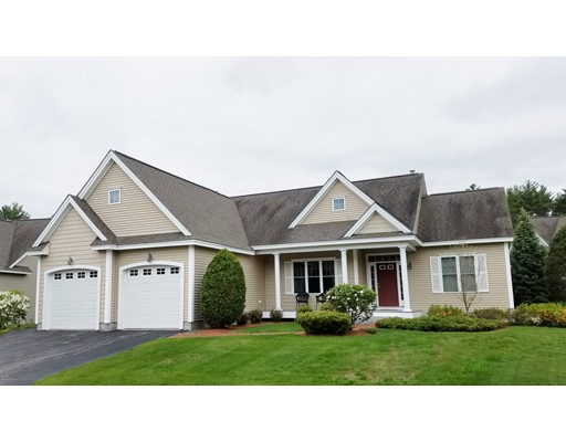 Condominium for Sale at 4 Appleton Way #2 Amherst, New Hampshire 03031 United States