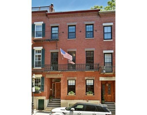 Single Family Home for Rent at 27 Monument Avenue Boston, Massachusetts 02129 United States
