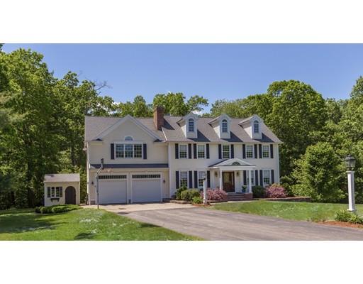 Частный односемейный дом для того Продажа на 29 Hyacinth Drive Westford, Массачусетс 01886 Соединенные Штаты