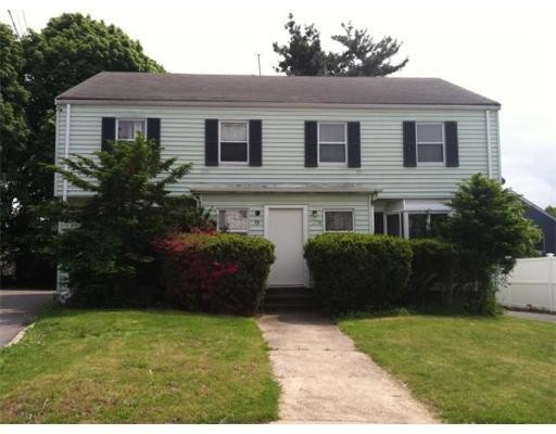 Single Family Home for Rent at 37 Rose Avenue Watertown, Massachusetts 02472 United States