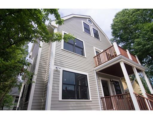 独户住宅 为 销售 在 301 Huron Avenue 坎布里奇, 马萨诸塞州 02138 美国
