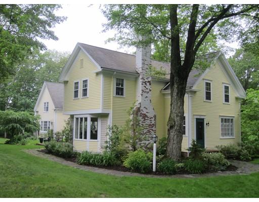 Частный односемейный дом для того Продажа на 117 Pleasant Street Natick, Массачусетс 01760 Соединенные Штаты