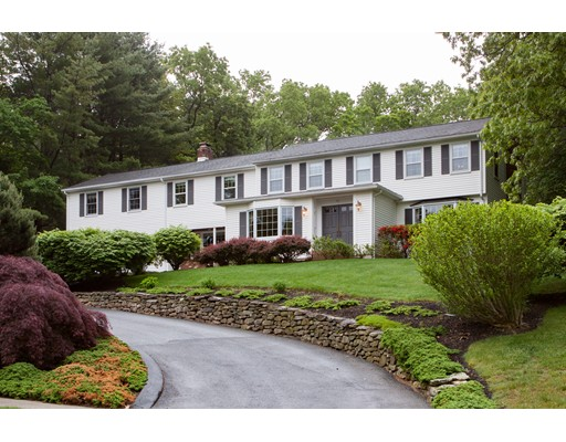 Casa Unifamiliar por un Venta en 41 Northfield Road 41 Northfield Road Longmeadow, Massachusetts 01106 Estados Unidos