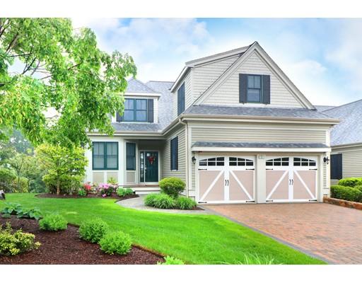 共管式独立产权公寓 为 销售 在 5 S Cottage Road 贝尔蒙, 马萨诸塞州 02478 美国