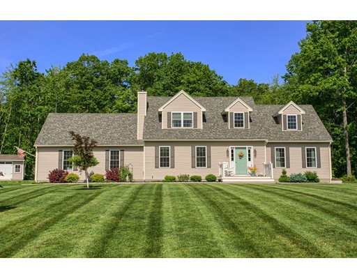 Single Family Home for Sale at 9 Partridge Run Ayer, Massachusetts 01432 United States