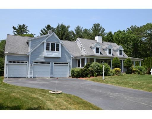 Maison unifamiliale pour l Vente à 33 Riverpoint Drive Pembroke, Massachusetts 02359 États-Unis