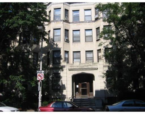 Casa Unifamiliar por un Alquiler en 39 Hemenway Street Boston, Massachusetts 02115 Estados Unidos