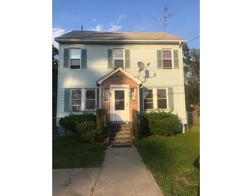 独户住宅 为 销售 在 79 Wallace Street Springfield, 马萨诸塞州 01119 美国