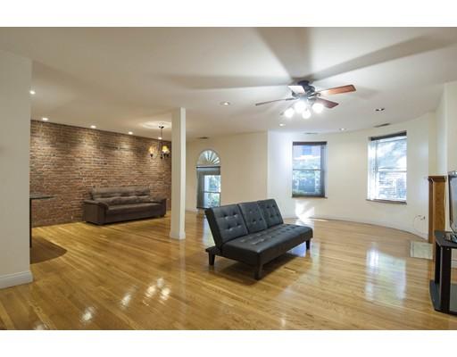 独户住宅 为 出租 在 95 Gainsborough Street 波士顿, 马萨诸塞州 02115 美国
