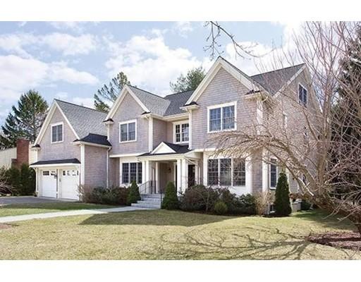 独户住宅 为 出租 在 90 Wayne Road 牛顿, 02459 美国