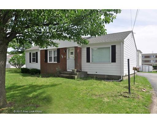 独户住宅 为 销售 在 319 Sutton Avenue East Providence, 02914 美国